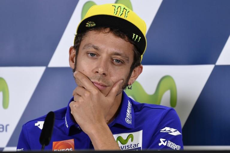 """MotoGP: Rossi szerint Lorenzo elégedetlenkedése """"egy vicc"""""""
