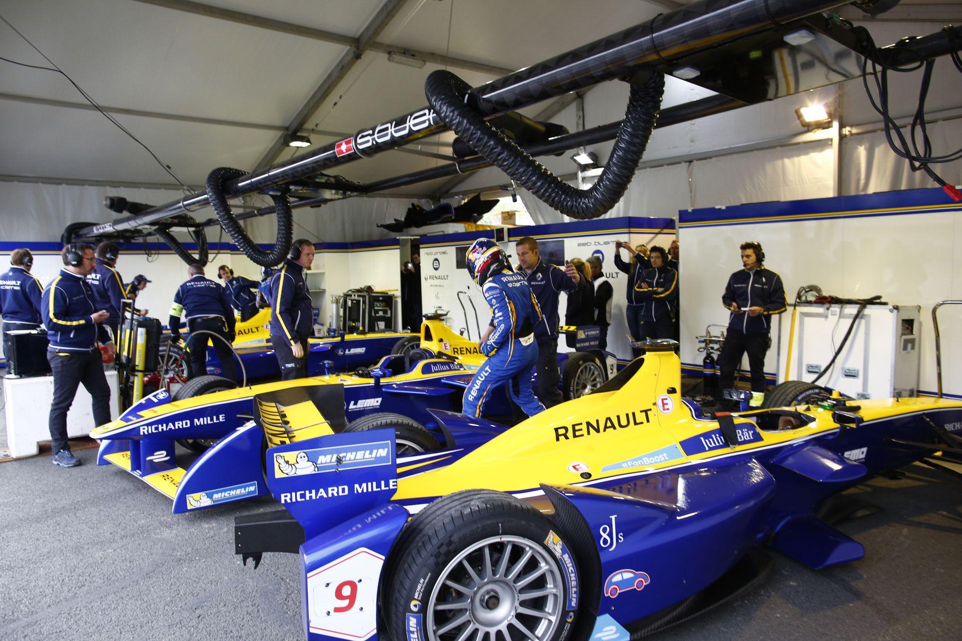 A McLaren fejleszti a Formula E új akkumulátorait
