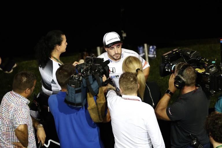 Alonso: nehéz lesz pontot szerezni a másik autó segítsége nélkül