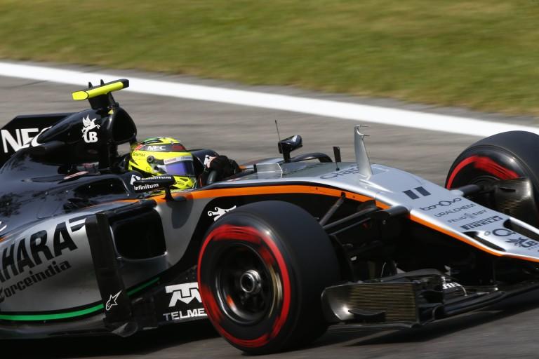 Perez szerint az Olasz GP-n nem volt sokkal több a Force Indiában!
