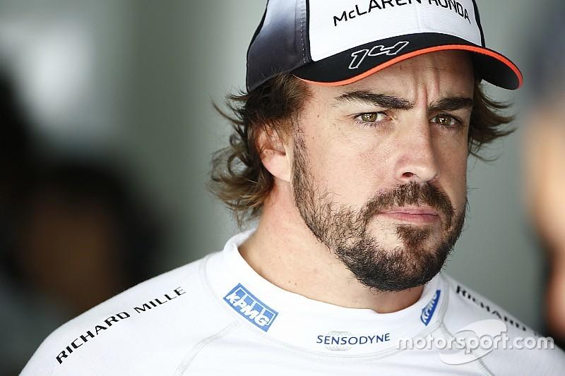 """Alonso: """"Suzuka es un circuito exigente y despiadado"""""""