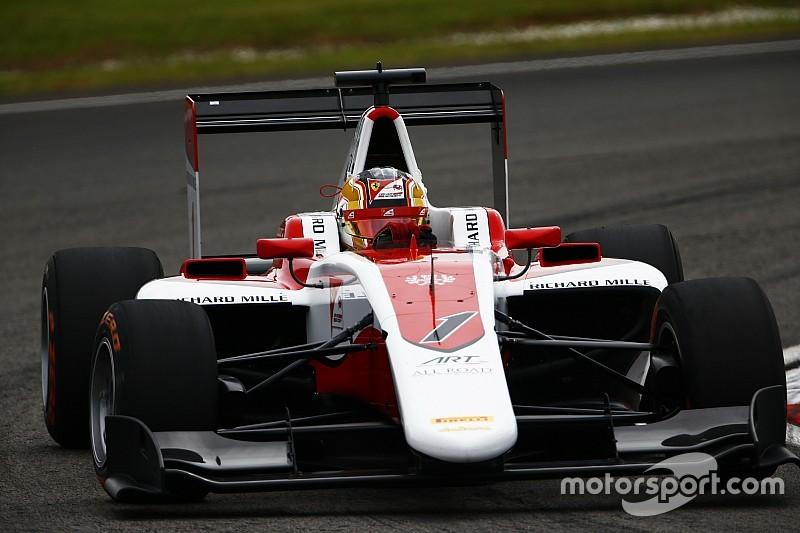 GP3 у Сепангу: пілоти ART здобувають перші три місця на старті