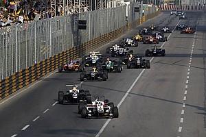 F3 Ultime notizie Rosenqvist e Juncadella: grandi ritorni al GP di Macao di F3
