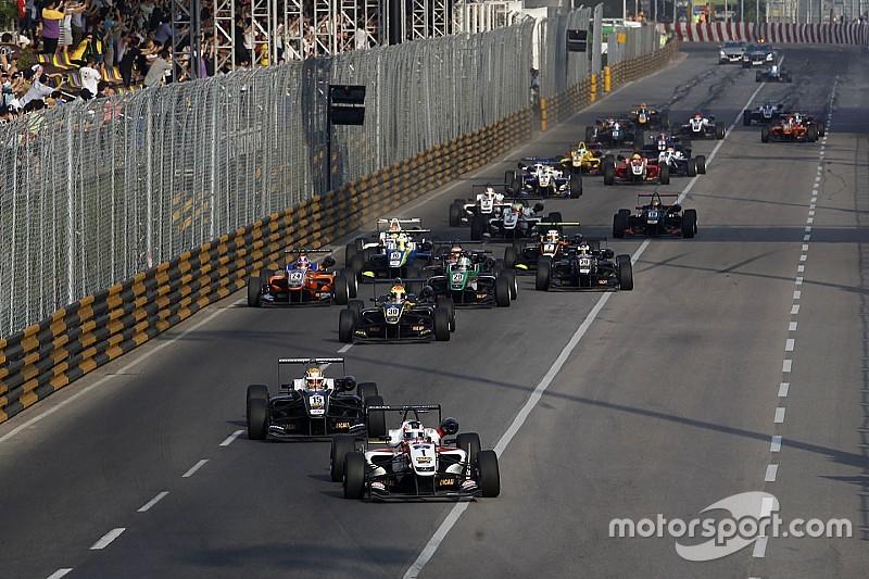 Rosenqvist e Juncadella: grandi ritorni al GP di Macao di F3