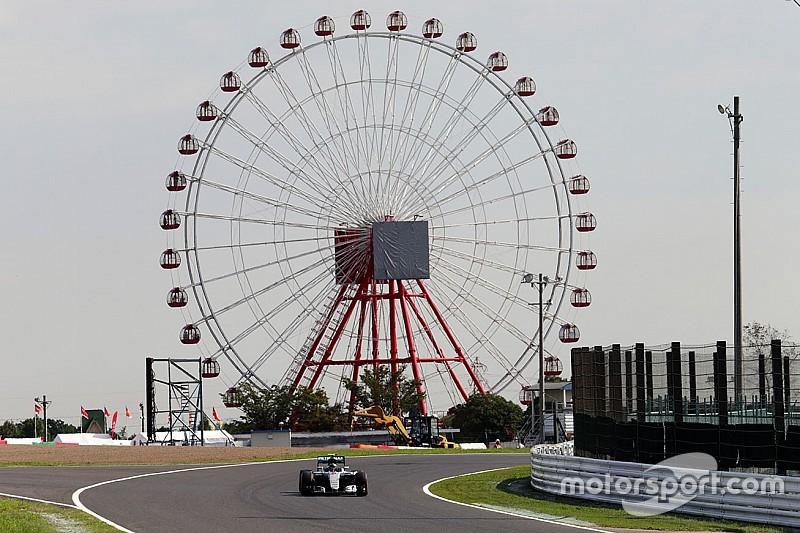 Formel 1 in Suzuka: Nico Rosberg fährt Bestzeit im 1. Training