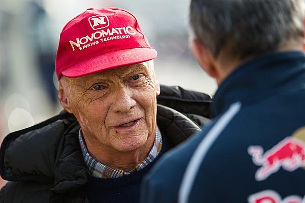 Lauda, Red Bull'un iddialarına yanıt verdi