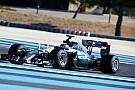 Primo test con le gomme 2017 in vista per Hamilton e Rosberg
