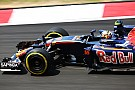 Слабый мотор мешает Toro Rosso дорабатывать аэродинамику машины
