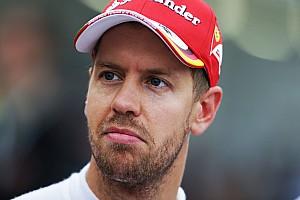 F1 Noticias de última hora Vettel asegura no tener ningún problema con el jefe de Ferrari