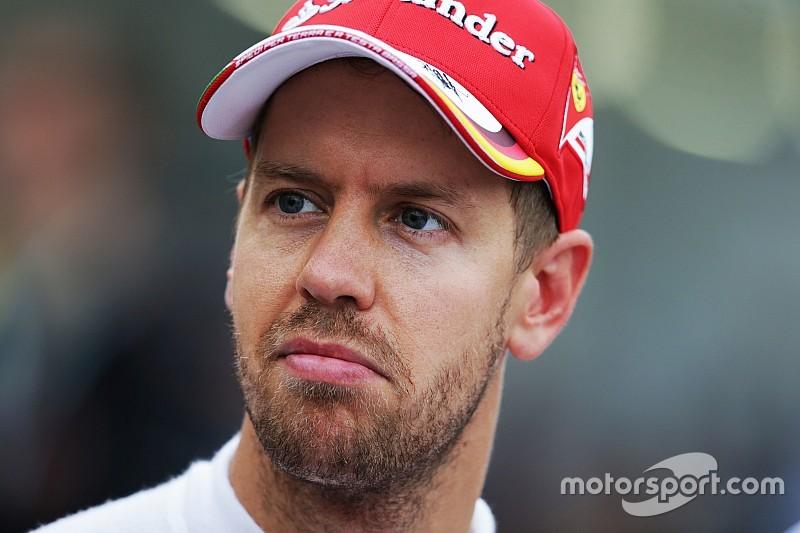 Vettel asegura no tener ningún problema con el jefe de Ferrari