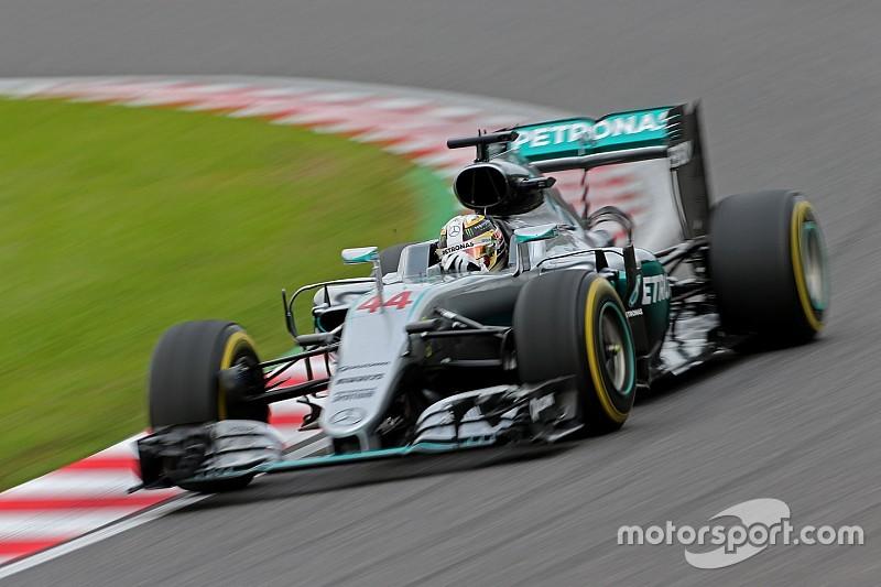 Дует Mercedes залишився без кваліфікаційного режиму двигуна