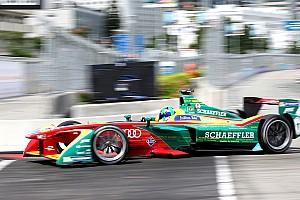 Formule E Réactions Di Grassi -