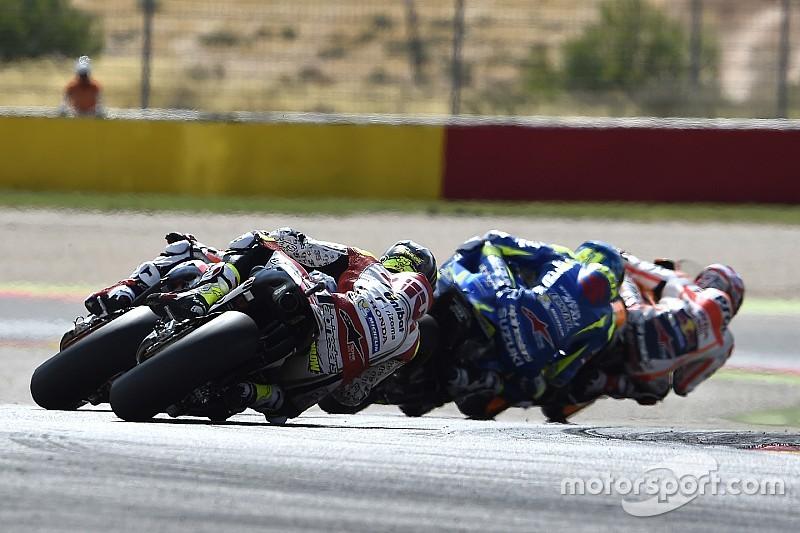 Los horarios del GP de Japón de MotoGP