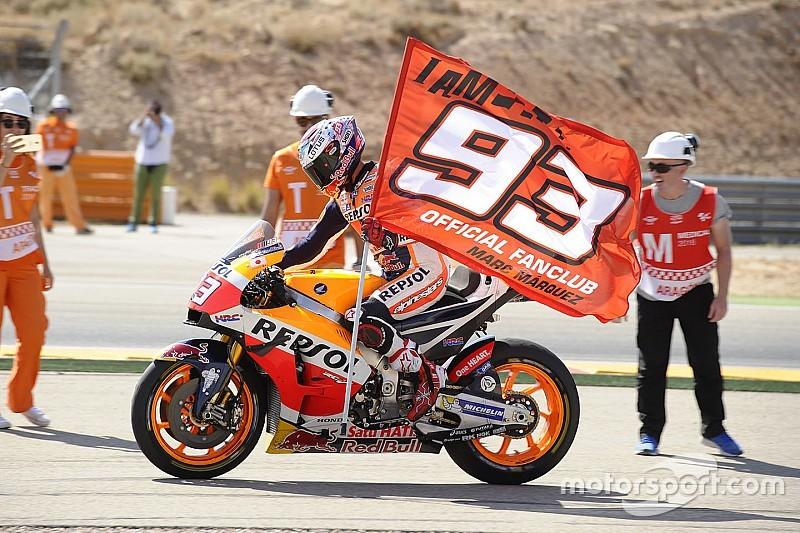 """Marquez: """"A Motegi non potrò attaccare. Miro a fare più punti che posso"""""""