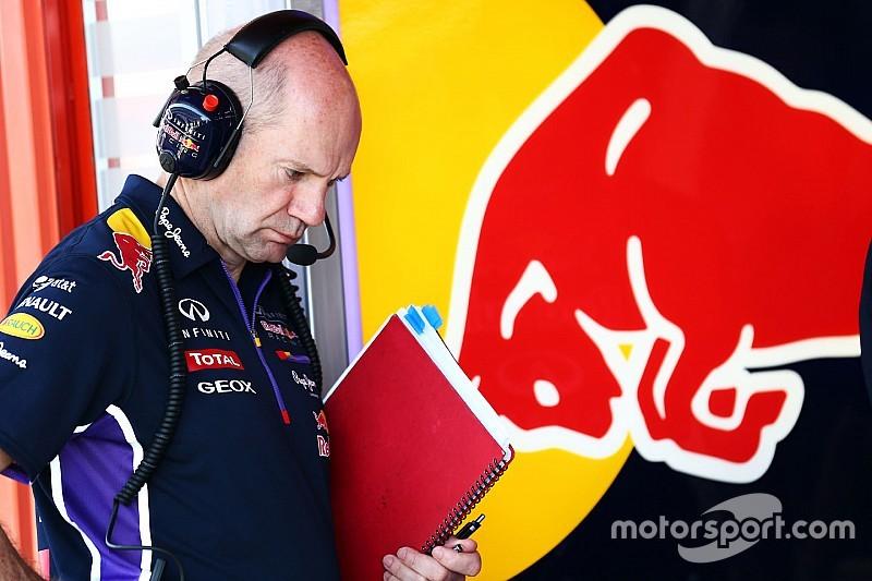 Williams 1996 року нагадує Ньюі сучасний Red Bull