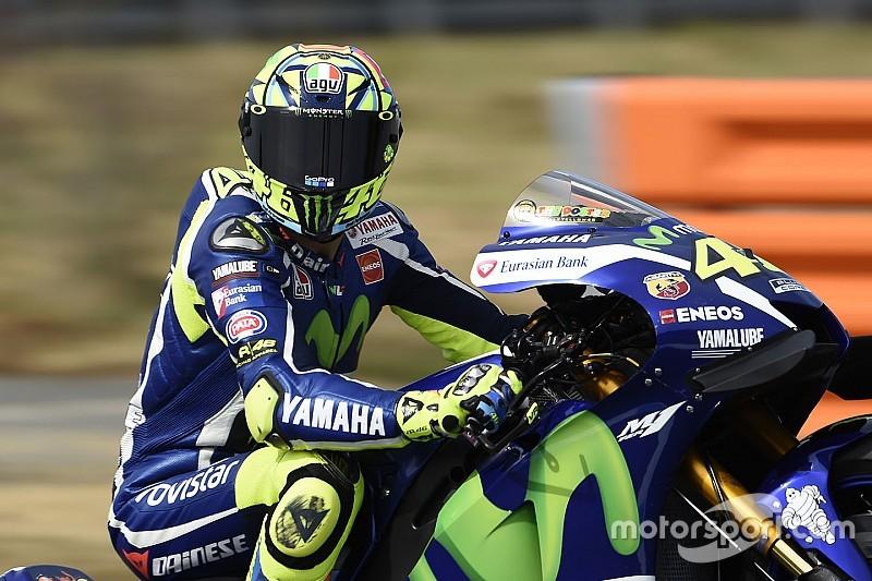 """MotoGP Japan: Rossi """"nicht stark genug, um zu kämpfen"""""""