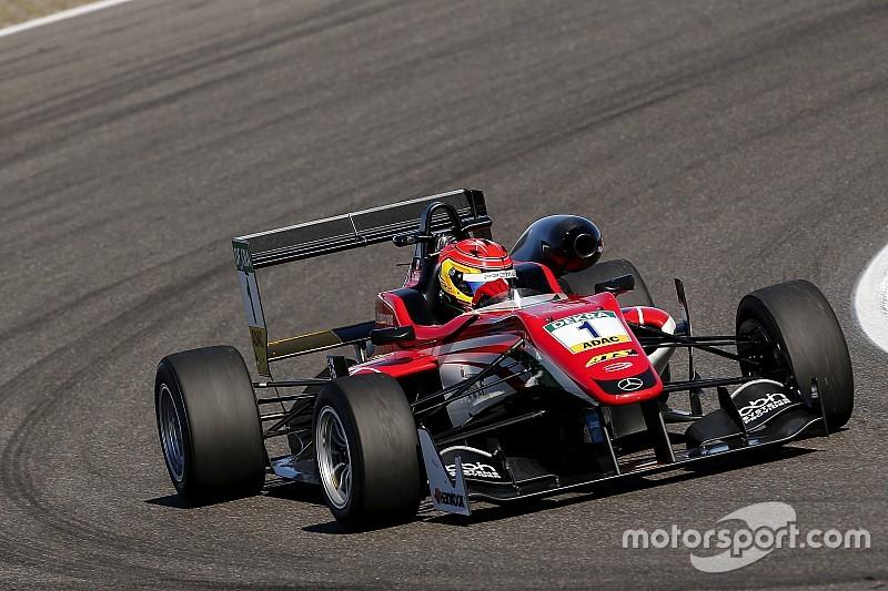 Stroll y Eriksson poles para las carreras 2 y 3 de Hockenheim