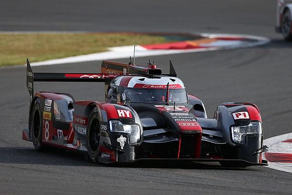 Audi no suelta el liderato en Fuji