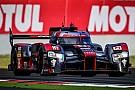 Audi admite frustración tras perder en Fuji