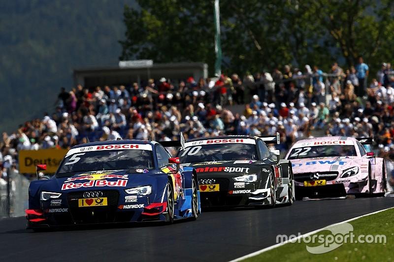 DTM 2016: Endstand der Teamwertung