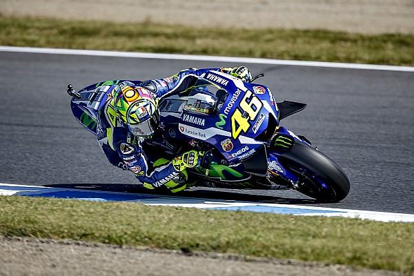 Rossi 'Beklenmedik' kazadan dolayı şaşkın