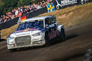 WK Rallycross Nieuws Tweevoudig DTM-kampioen Ekström claimt eerste WK-titel: