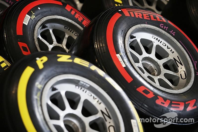 Pirelli umumkan pilihan kompon ban untuk GP Meksiko
