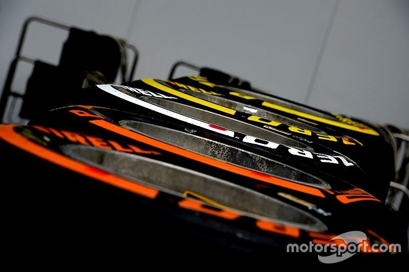 Pirelli gibt die Reifenwahl der Teams für den Grand Prix von Mexiko bekannt