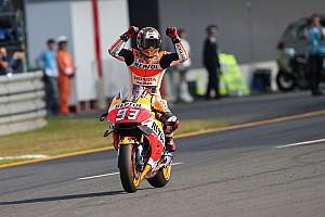 MotoGP Special feature Randy Mamola: Marquez bisa mendominasi MotoGP seperti Rossi