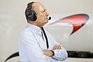 Toekomst van Dennis bij McLaren is onzeker