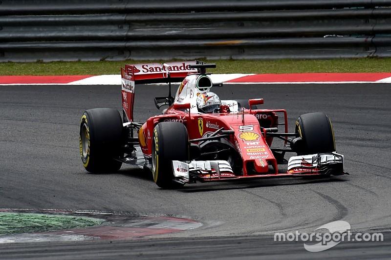 "Sebastian Vettel: Ferrari-Vertrag ist ""jetzt nicht wichtig"""