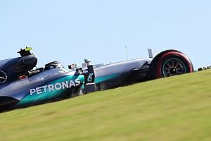 F1 Reporte de pruebas Nico Rosberg cierra el viernes en Austin como líder