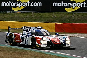 European Le Mans Crónica de Clasificación Memo Rojas clasifica noveno en Estoril