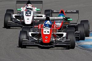 Formula Renault Gara Gara 1: Will Palmer conquista il primo successo all'Estoril