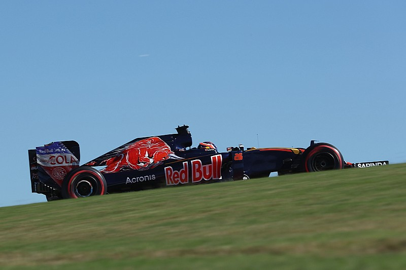 "Квят назвал ""заслуженным"" продление контракта с Toro Rosso"
