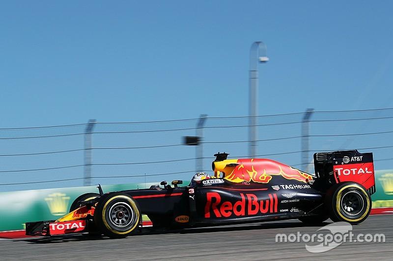 Troisième, Ricciardo satisfait de prendre le départ en supertendres