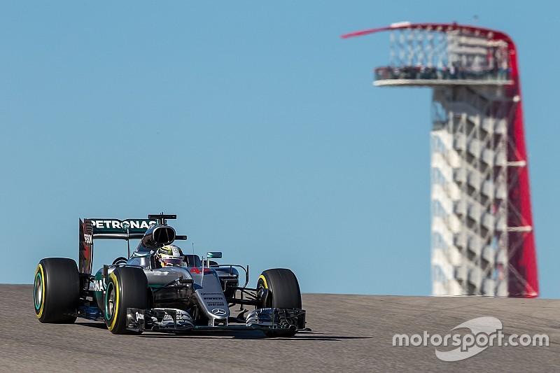 Hamilton cree haber dejado atrás sus problemas para largar