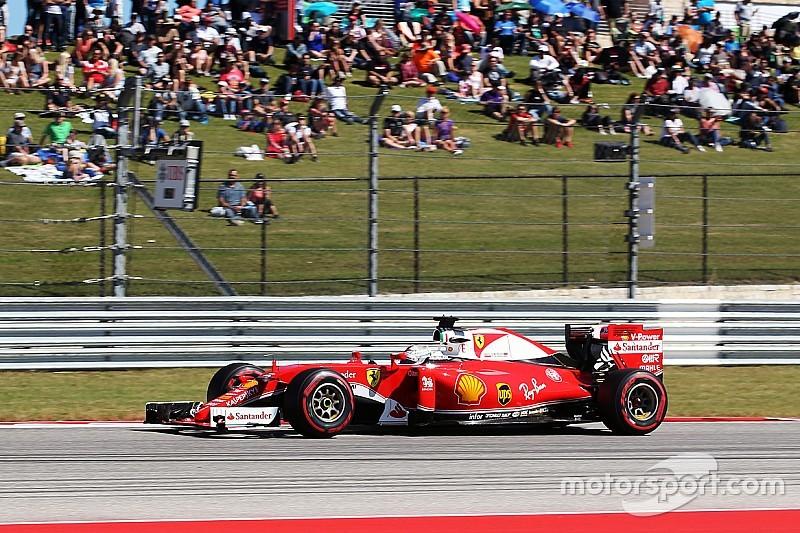 Vettel mengakui Ferrari tampil lebih buruk di Austin