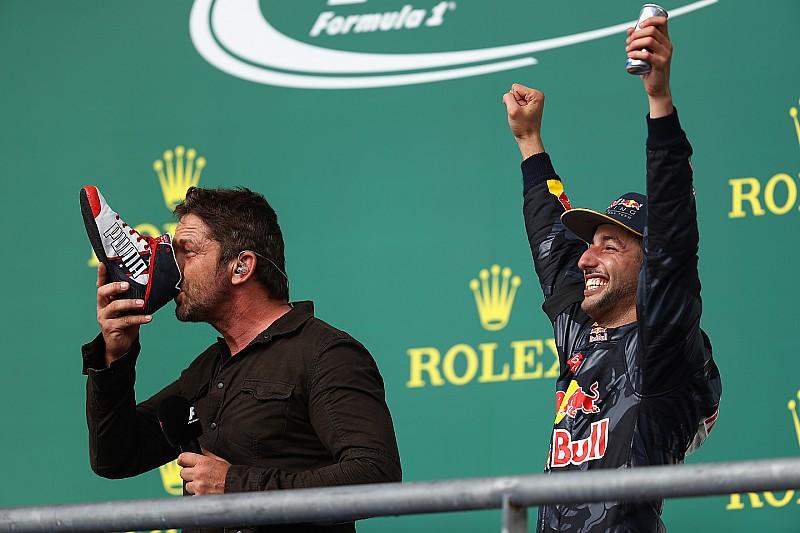 Daniel Ricciardo, un tercer puesto agridulce en Austin