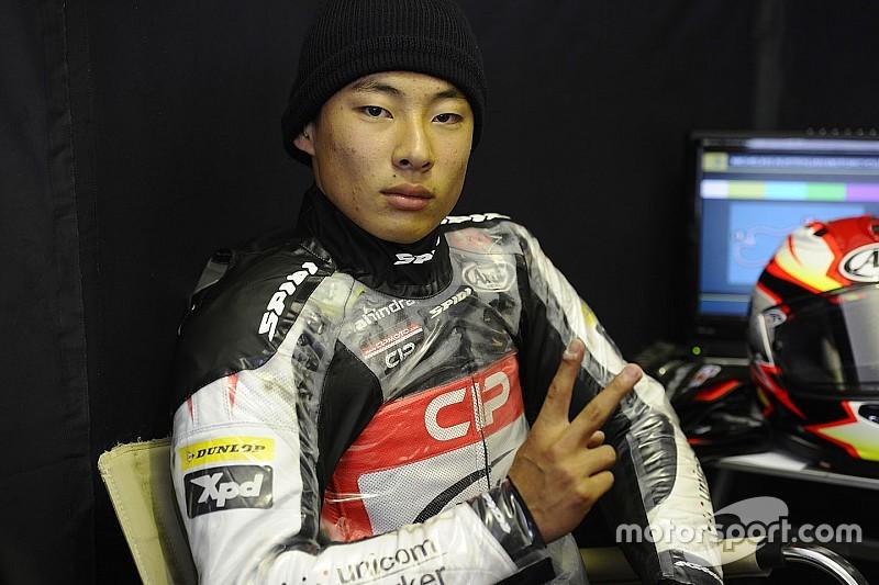 全日本選手権未経験、異色の日本人Moto3ライダー鈴木竜生。難条件フィリップアイランドで躍動