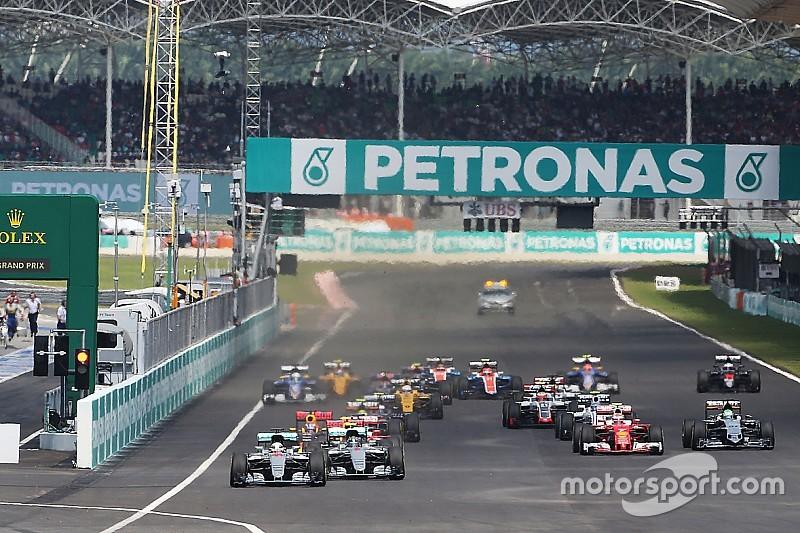 Malasia considera renunciar a la carrera de F1
