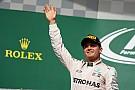 هورنر: لقب بطولة الفورمولا واحد بين يدي روزبرغ