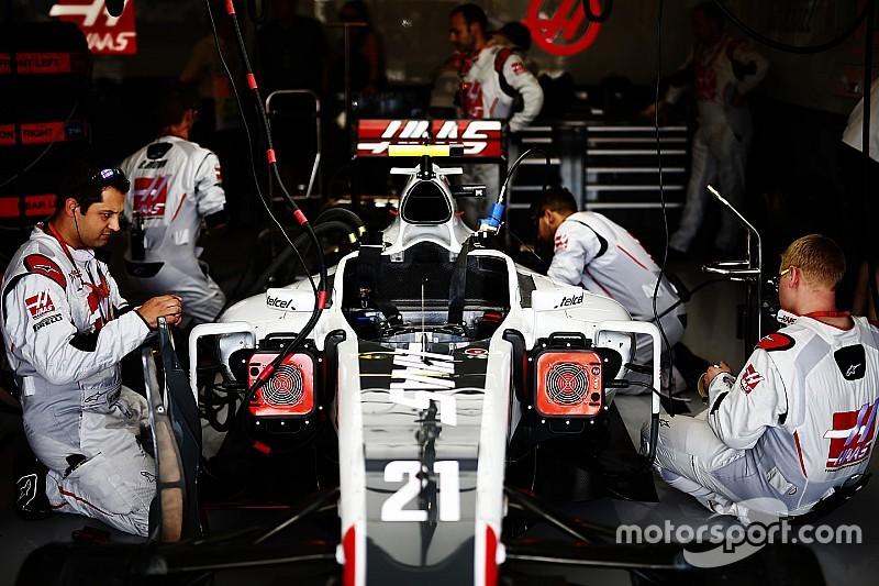 Haas considera cambiar de proveedor de frenos