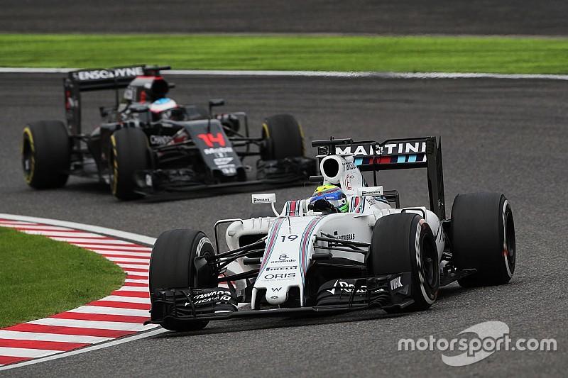 "Massa: Alonso ""berteman baik dengan stewards"""