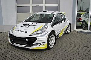 Rallye News Österreichische Firma präsentiert elektrisches Rallycross-Auto