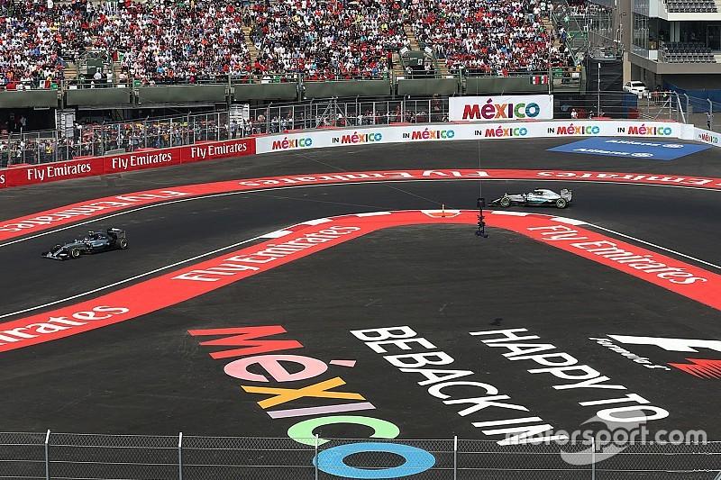 Ф1 в Мексике, MotoGP в Малайзии. Где и когда смотреть гонки