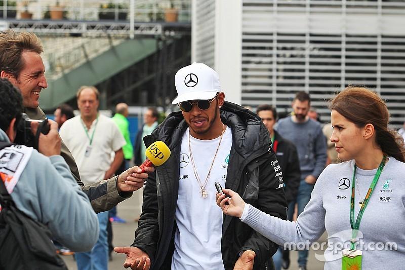 """Hamilton necesita estar """"mejor que nunca"""" si quiere ganar"""
