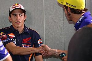 MotoGP Análisis Rossi y Márquez, año uno después