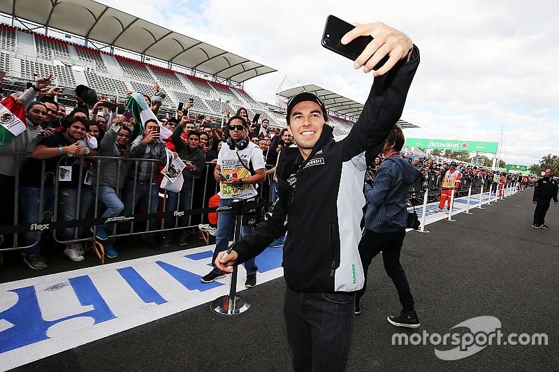 Se esperan 336 mil personas para el Gran Premio de México
