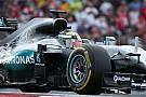 墨西哥大奖赛FP1:汉密尔顿高居榜首,罗斯伯格仅列第七